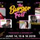 The Burger Fest Vaughan Interchange Park